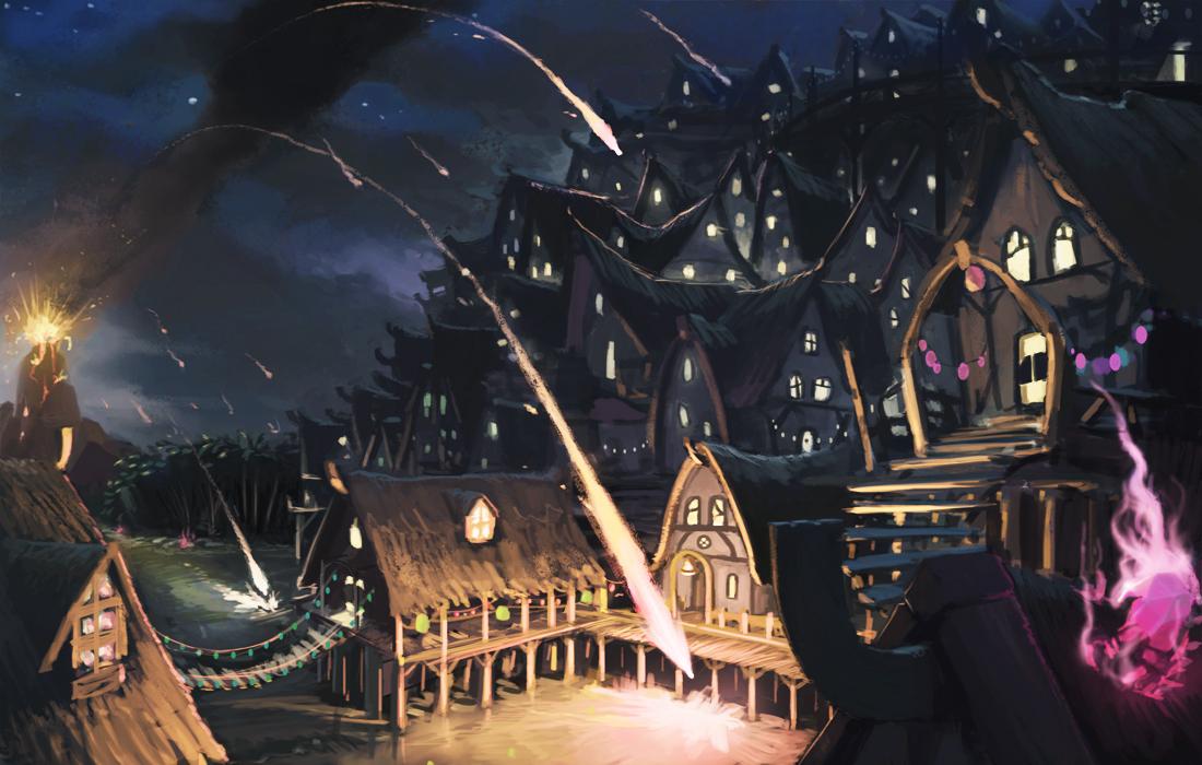 De glimstenen van Steltstad